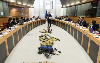Firefighters at high risk of getting cancer- Roundtable by the MEPs Against Cancer Group