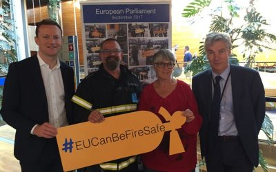 Fire News Flash 🔥Progress in sight for fire safety in Europe