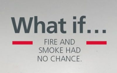 What if… fire and smoke had no chance – campaign by FOAMGLAS