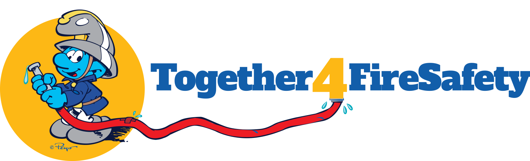 Together4FireSafety logo