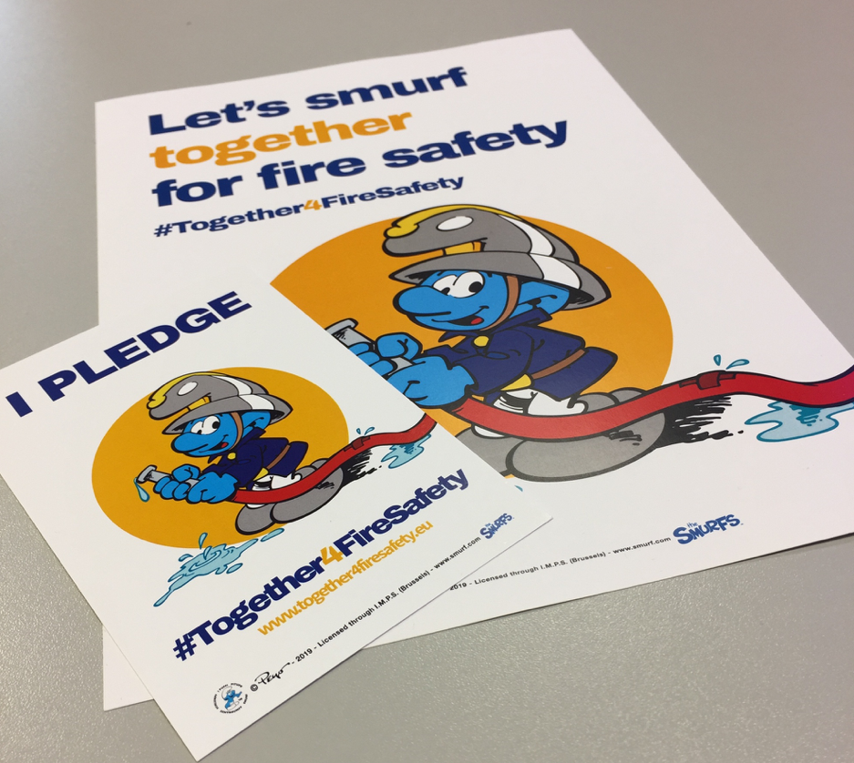 FSEU's recipe to convert EU decision-makers to better fire safety