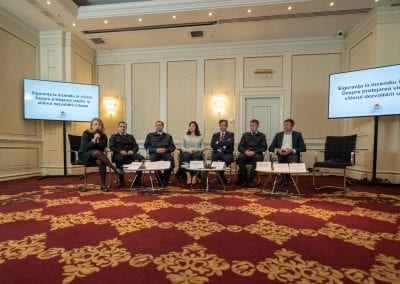 FSEU at the Romanian Coalition for fire safety conference