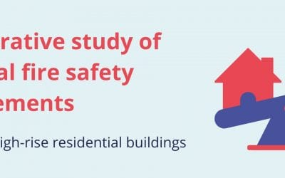 Comparative study of national fire safety requirements update – Part 1